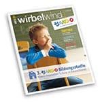 Spezialausgabe Kundenmagazin wirbelwind