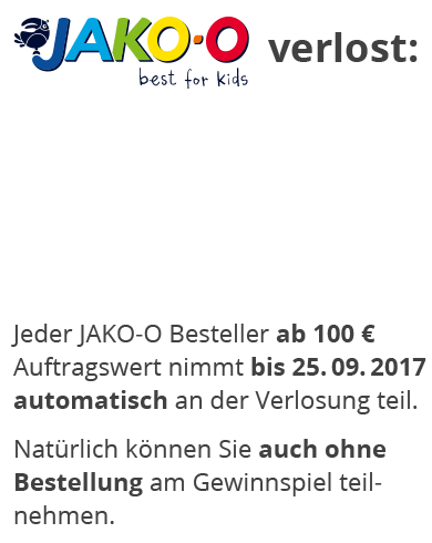 JAKO-O verlost: 3 exklusive Kino-Vorstellungen mit je 100 Plätzen, sowie 500 Kino-Freikarten