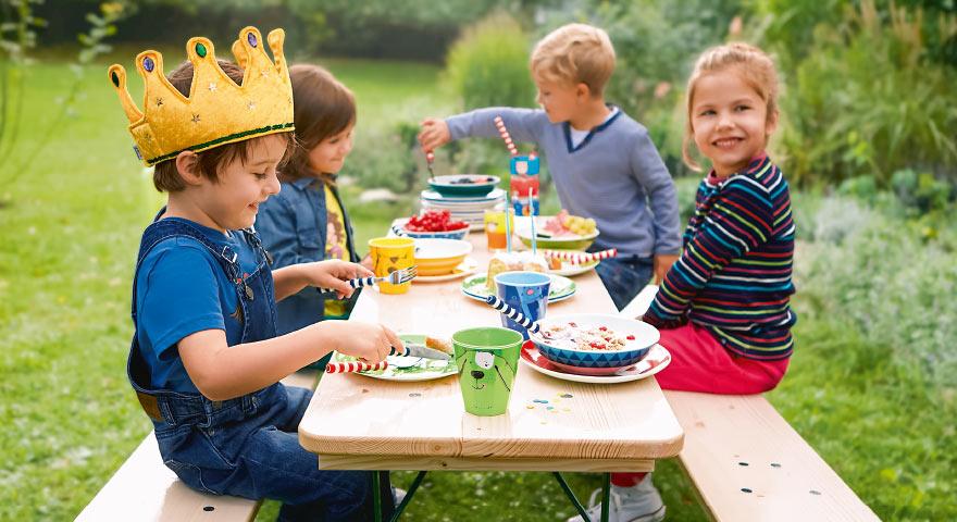 Garten-Party!
