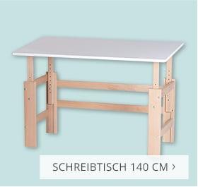 Schreibtisch 140cm