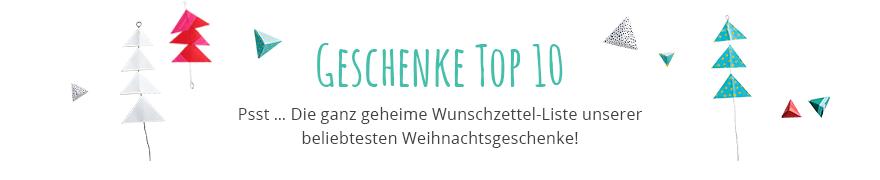 Geschenke-Top-10