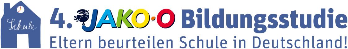4. JAKO-O Bildungsstudie - Eltern beurteilen Schule in Deutschland
