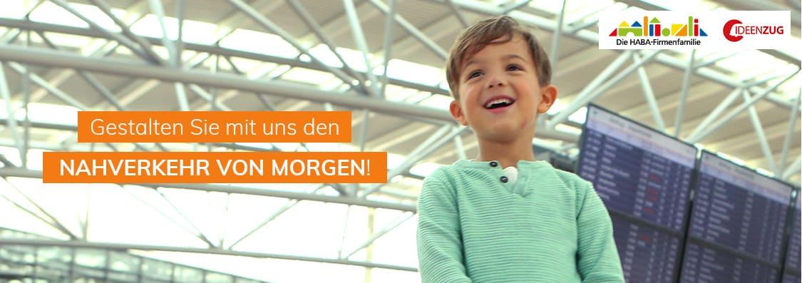 Deutsche Bahn Ideenzug
