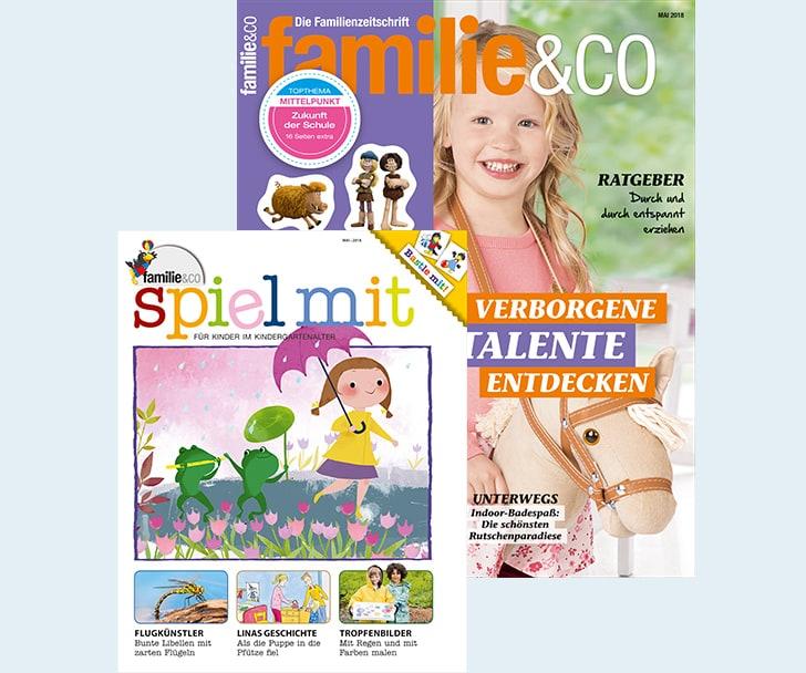 familie&co – Die Familienzeitschrift