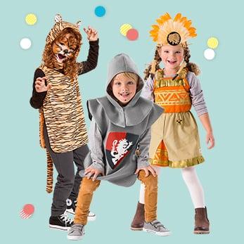 Kostüme für alle