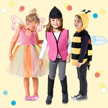Kostüme für Mädchen