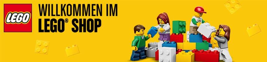 Willkommen im LEGO SHOP