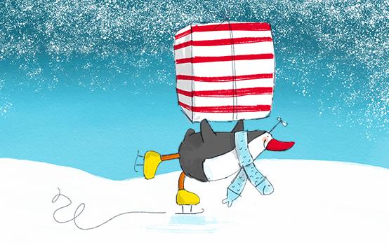 Alles über Piku Pinguin