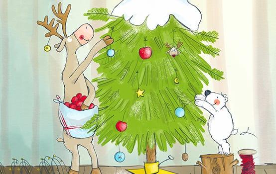 Wir holen unseren Weihnachtsbaum!