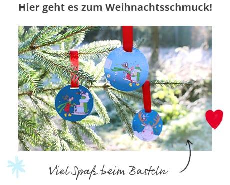 Weihnachtsbaumanhänger downloaden