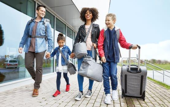 Entspannt verreisen mit Kindern
