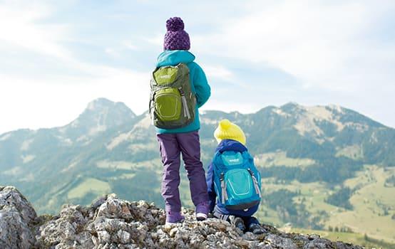 Ausflug mit Kindern – was muss alles mit?