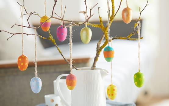 Das Bunte vom Ei