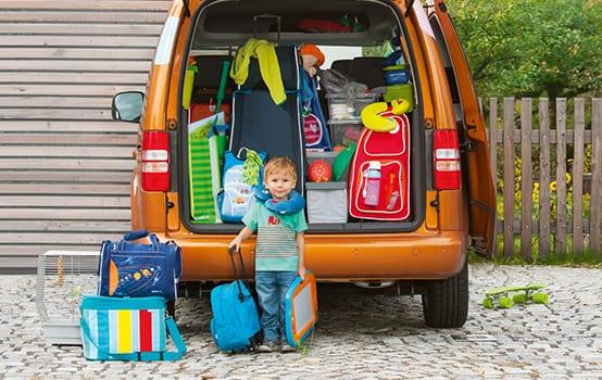 Urlaub ist Familienzeit … Ferien im Hotel, Ferienhaus oder Zelt