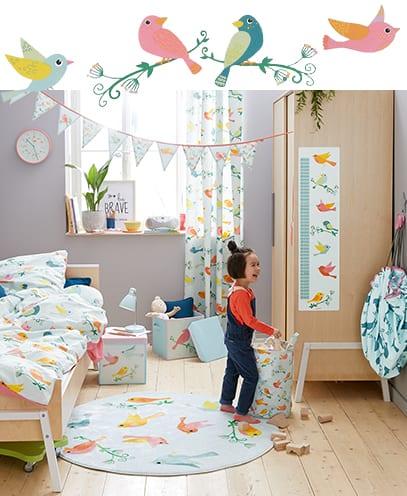 Ideen für die Kinderzimmer-Einrichtung bestellen » JAKO-O