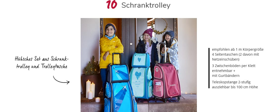 Schranktrolley