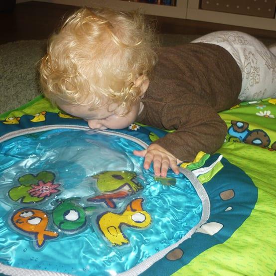 Wasserspielmatte