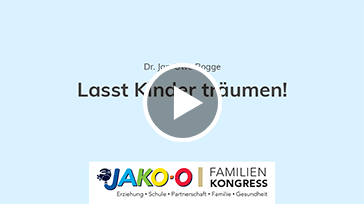 Dr. Jan-Uwe Rogge – Lasst Kinder träumen