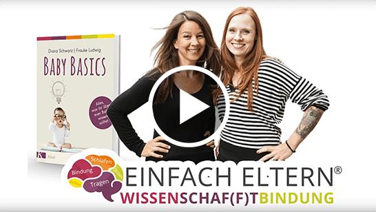 Frauke Ludwig und Diana Schwarz – Die Bindung machts! Wie Eltern und Kinder durch bindungsorientierte Erziehung profitieren.