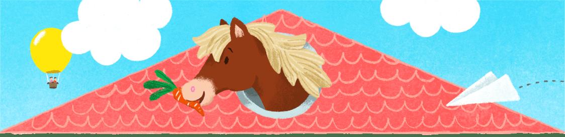 Pferde Party Jako O