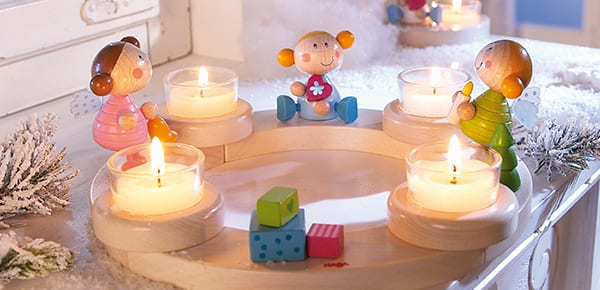 HABA Adventskranz