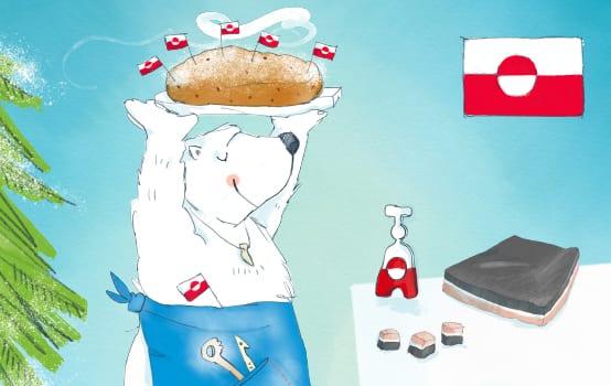 Drei Fragen zu Weihnachtsspezialtäten in Grönland ... und in aller Welt!
