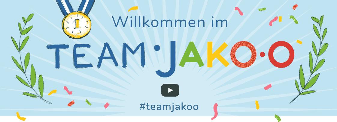 JAKO-O Bewegungssommer