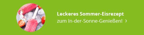 Leckeres Sommer-Eisrezept