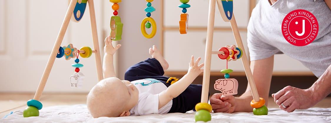 Baby-Spieltrainer