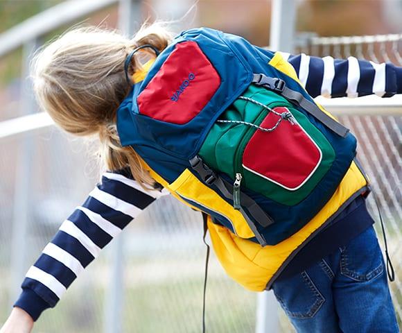 Kinder-Wanderrucksack