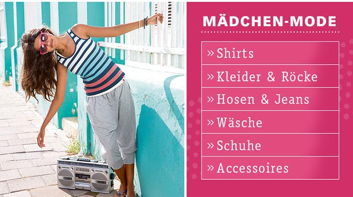 MÄDCHEN-MODE