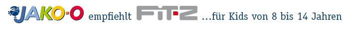 JAKO-O empfiehlt FIT-Z ...für Kids von 8 bis 14 Jahren