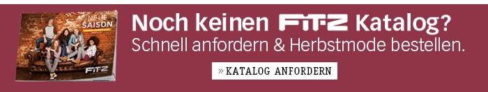 Noch keinen FIT-Z Katalog? - Schnell anfordern & Herbstmode bestellen!