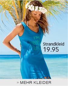 Strandkleid- MEHR KLEIDER