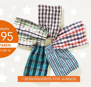 Boxershorts - BOXERSHORTS FÜR JUNGEN