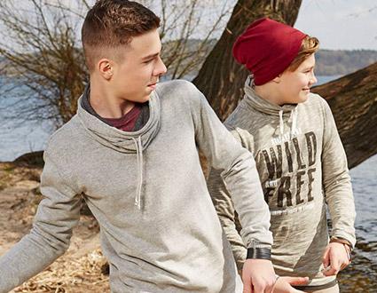Jungen-Mode