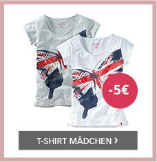 T-SHIRT MÄDCHEN