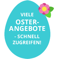 VIELE OSTER-ANGEBOTE - SCHNELL ZUGREIFEN!