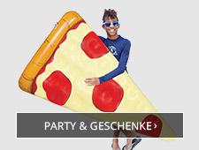 PARTY & GESCHENKE