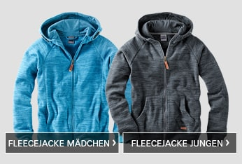 FLEECEJACKEN