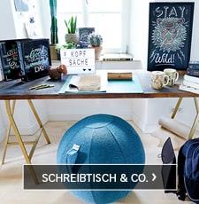 SCHREIBTISCH & CO.