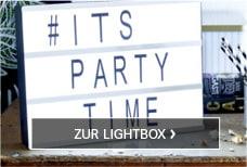 ZUR LIGHTBOX