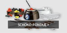 Schoko-Fondue