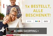 Kombi-Shopping