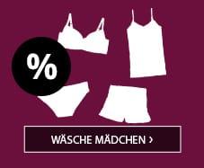 Wäsche Mädchen