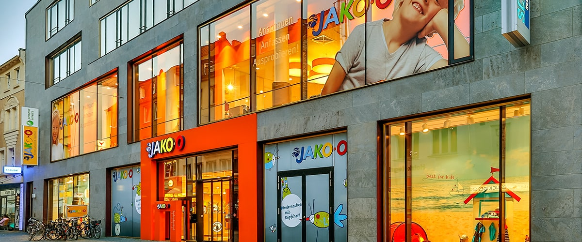 JAKO-O Filiale Braunschweig