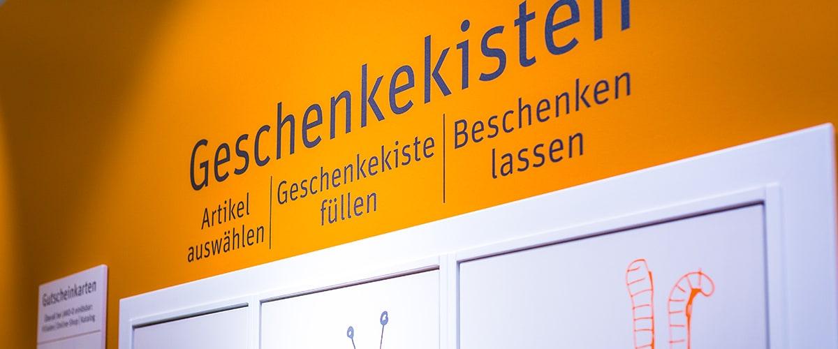 JAKO-O Filiale Freiburg