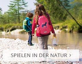 Spielen in der Natur