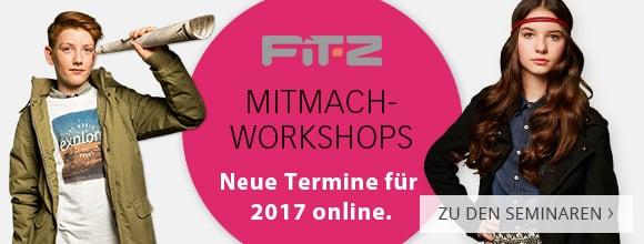 FIT-Z Mitmach-Workshops - Zum-Über-sich-Hinauswachsen