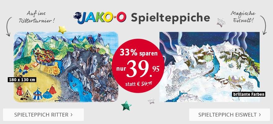 JAKO-O Spielteppiche